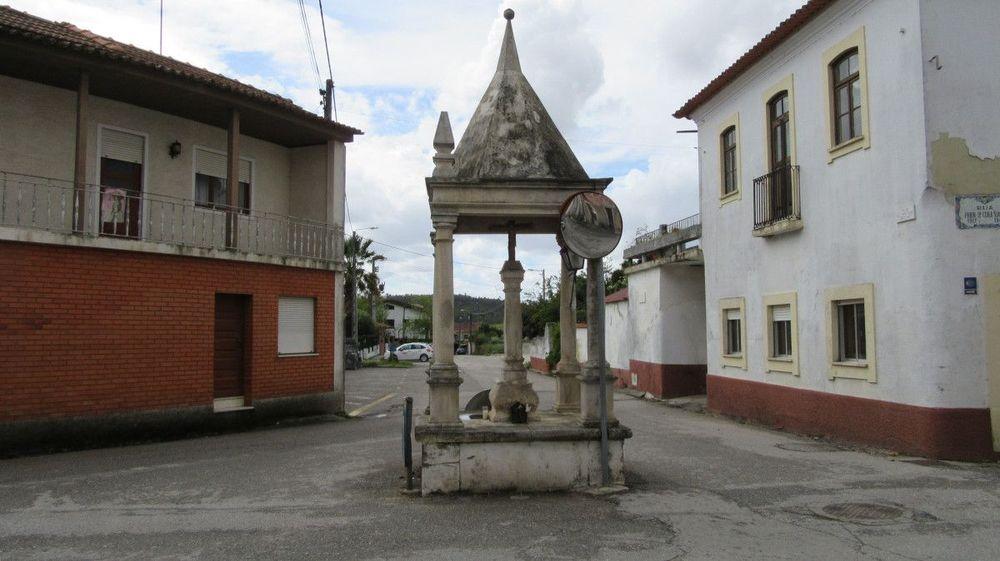 Cruzeiro de Aguada de Baixo