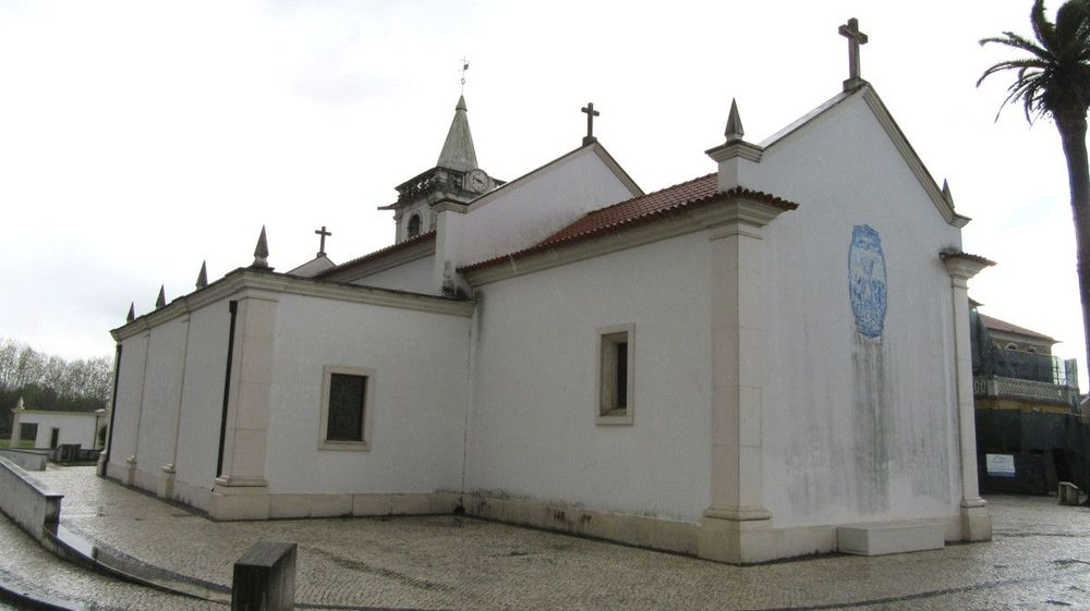 Igreja Matriz de Aguada de Cima