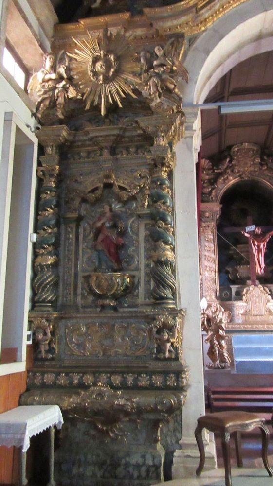 Igreja Matriz - Altar colateral