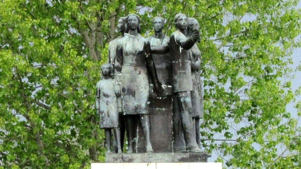 Pateira de Fermentelos - Monumento ao Emigrante