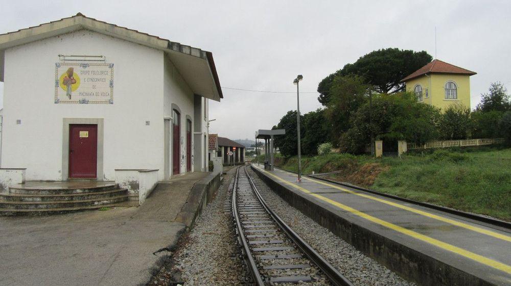 Museu Ferroviário - Linha do Vouga