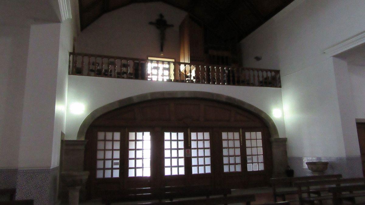 Igreja de Albergaria-a-Velha - Órgão de Tubos