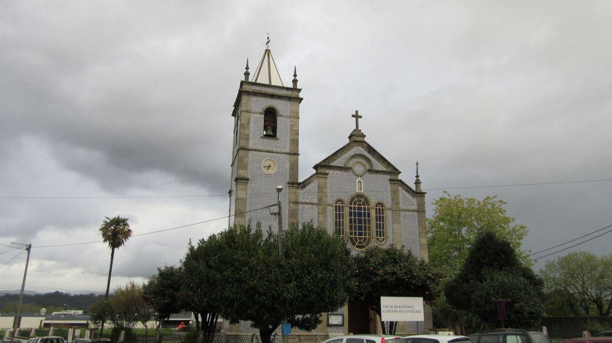 Igreja Matriz de Alquerubim