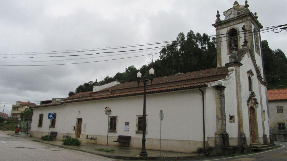 Igreja Paroquial de Arcos