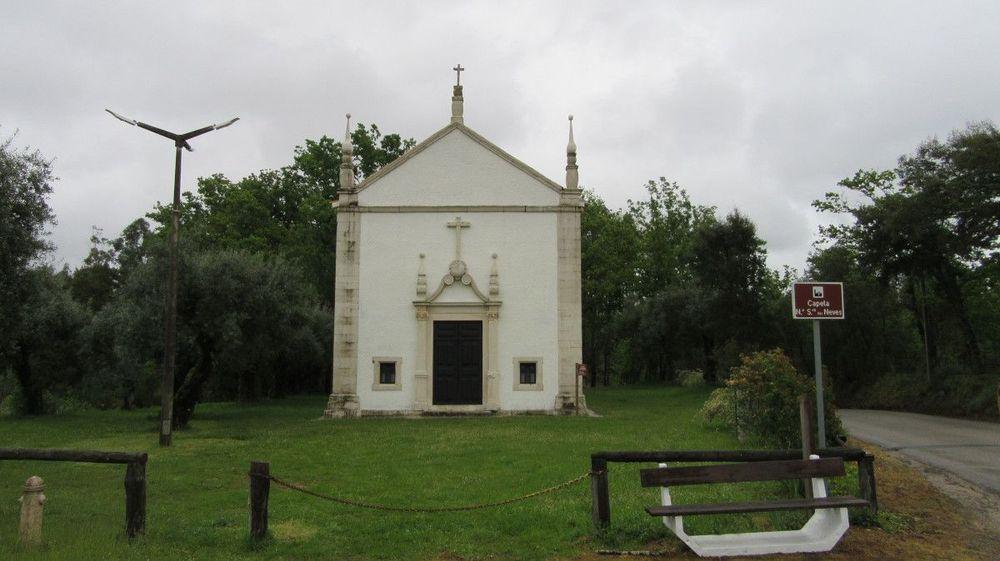 Recinto da Capela de Nossa Senhora das Neves