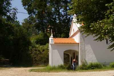 Capela da Senhora da Ribeira, Pinheiro da Bemposta