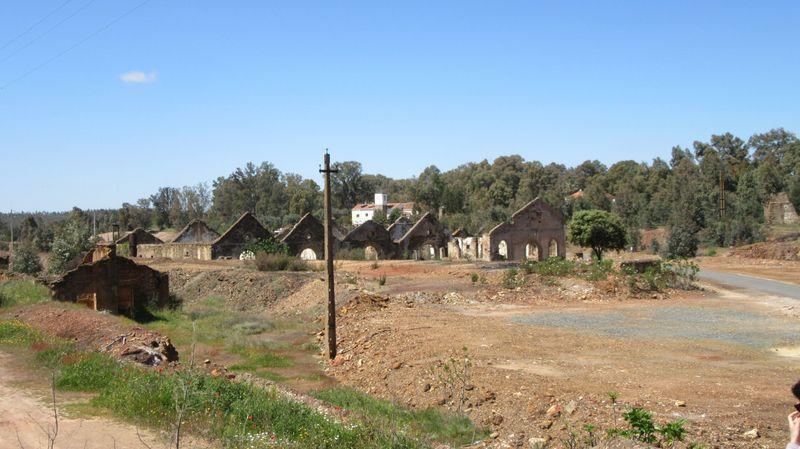 Mina - Ruinas
