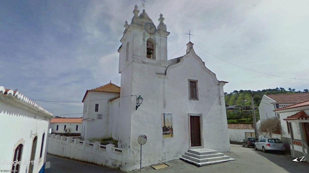 Igreja Matriz Vale de Santiago