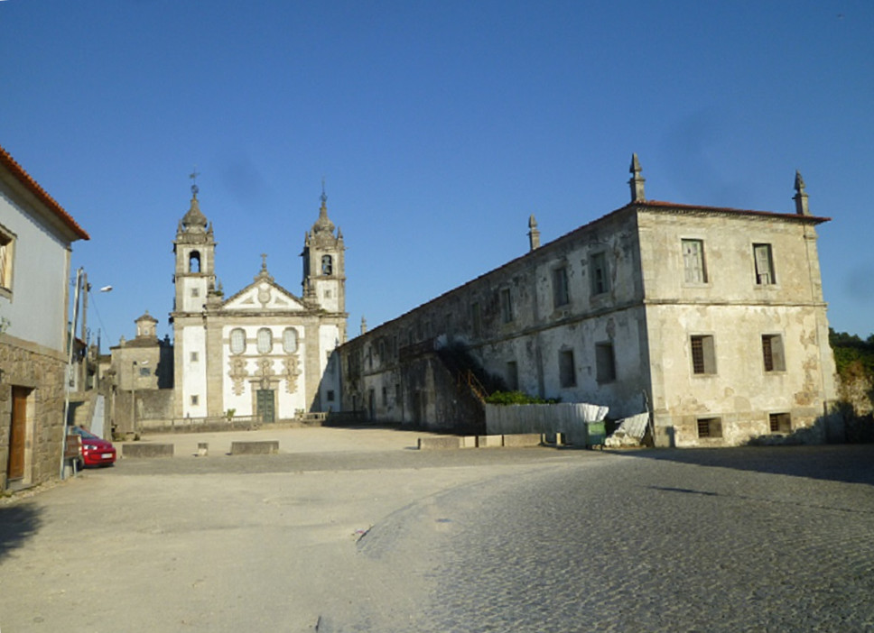 Mosteiro de Rendufe