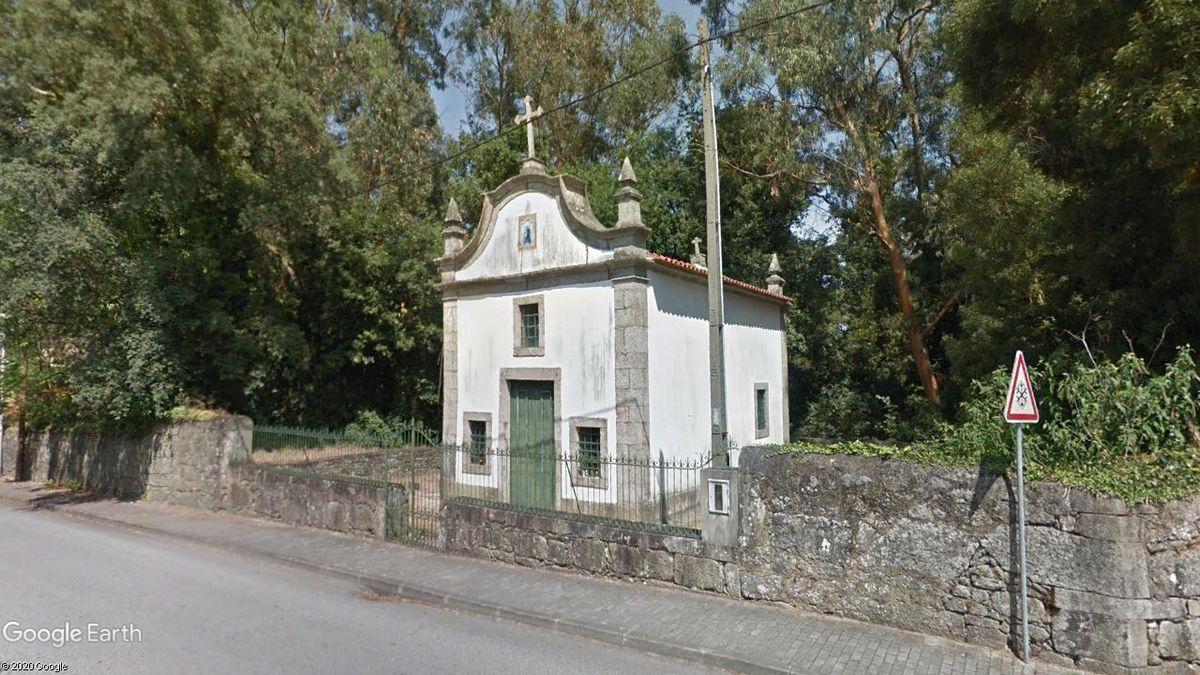 Capela de Santónio António de Vessadas