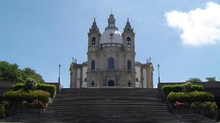 Santuário do Sameiro, Braga