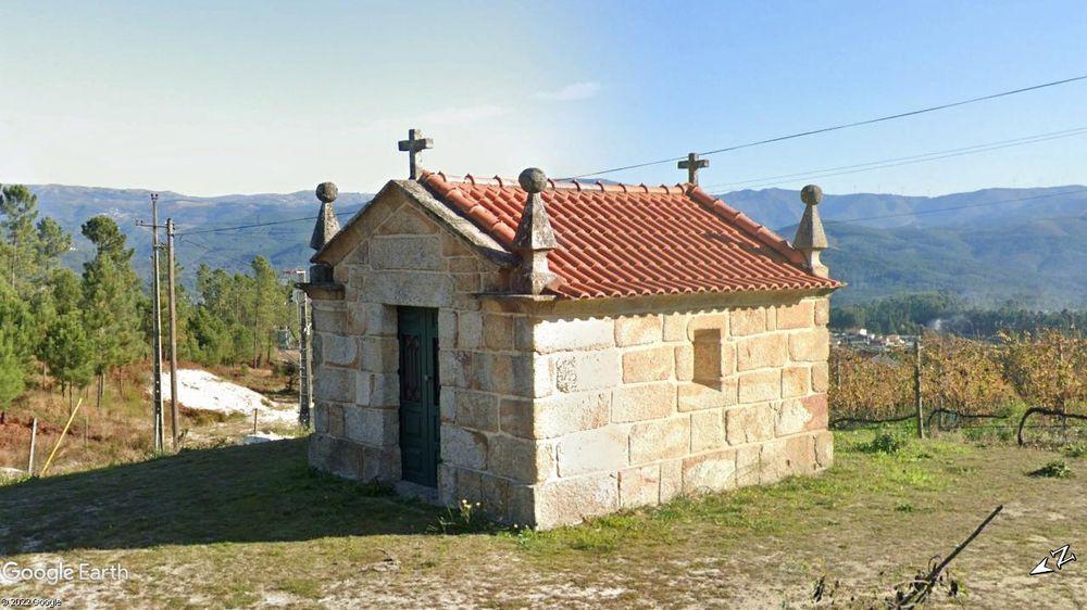 Capela de Santa Cristina (Lordelo)