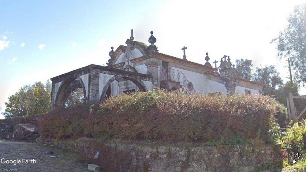 Capela de Molares (Molares)
