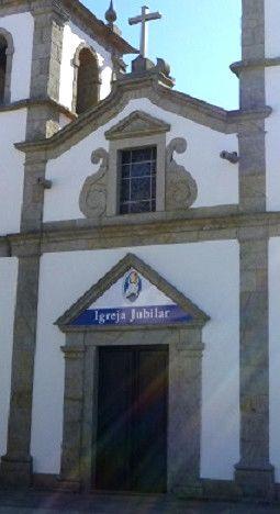 Igreja Matriz de Esposende - frontal