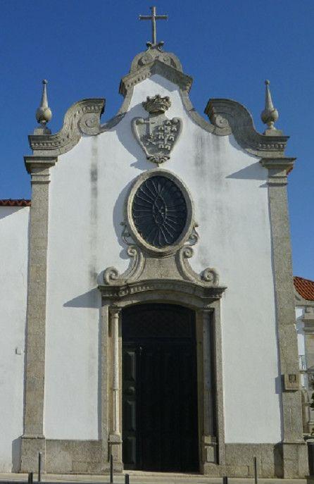 Fachada Frontal da Igreja Misericórdia