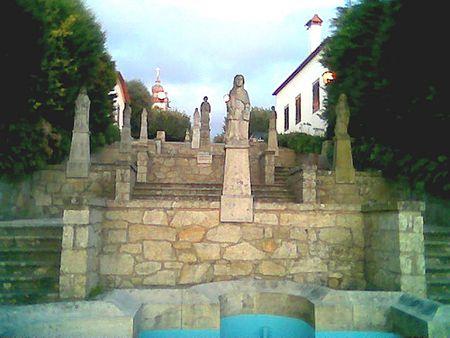 Escadaria de Forjães