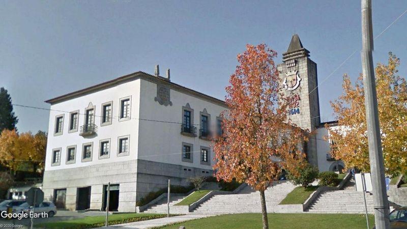 Câmara Municipal da Póvoa de Lanhoso