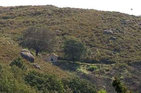 Capela da Senhora da Nazaré ao longe