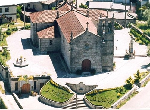 Igreja românica de Guilhofrei