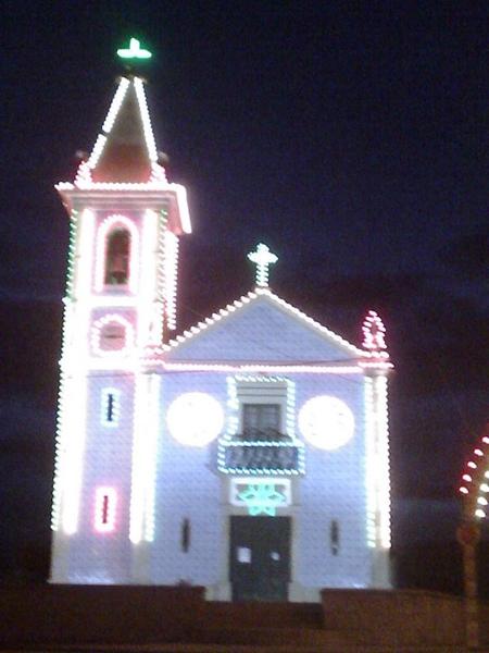 Igreja de Arcozelo na festa do Senhor dos Passos