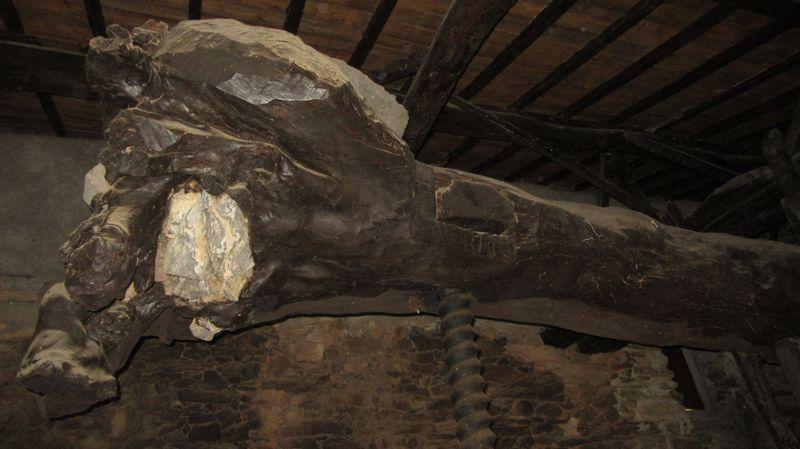 Museu da Aldeia - lagar
