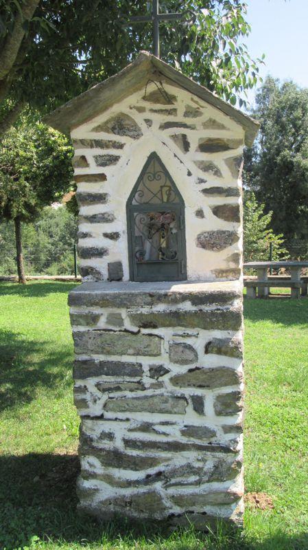 Capela de São Sebastião - nicho