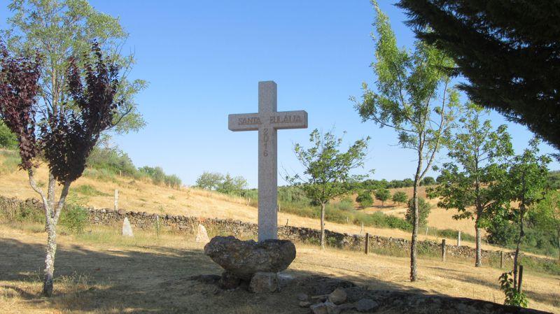 Capela de Santa Eulália - Cruzeiro