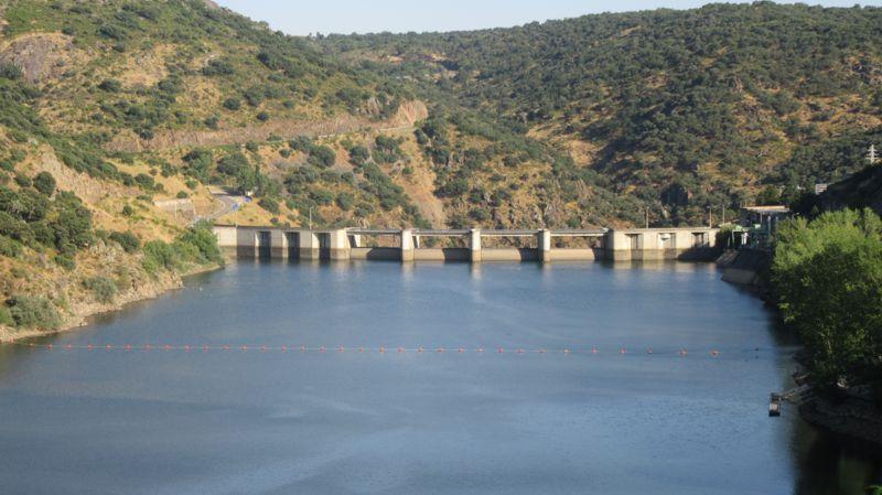 Barragem de Miranda