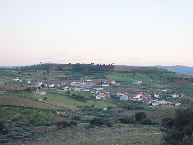 Vista geral de Pereira