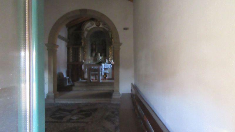 Capela de S. José - interior