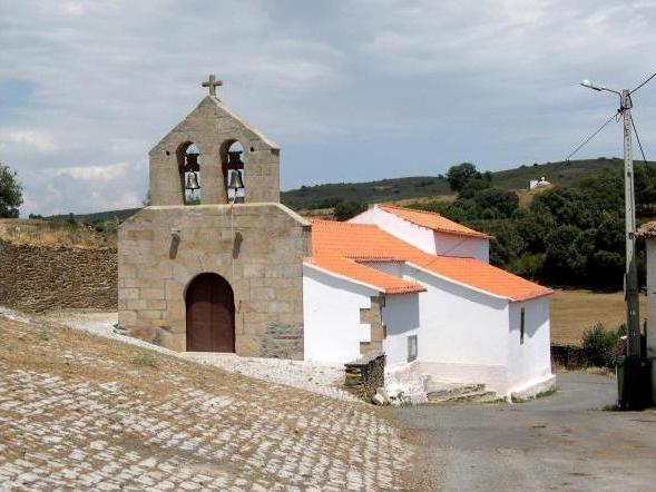 Igreja depois da reconstrução