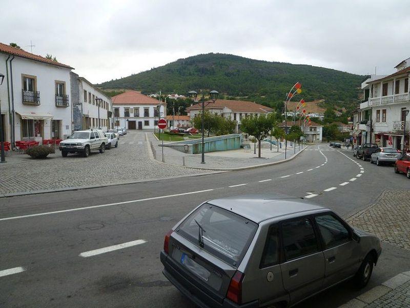 Largo Principal da Vila