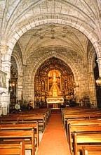 Igreja Nossa Senhora da Conceição - Interior