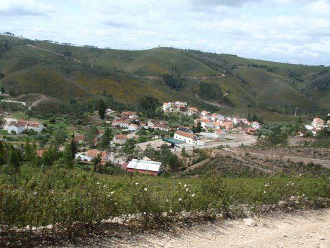 A aldeia de Estevais