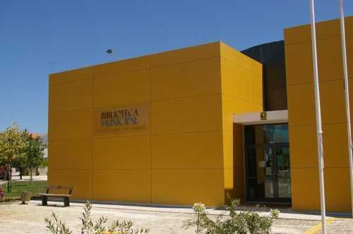 Biblioteca Municipal José Cardoso Pires