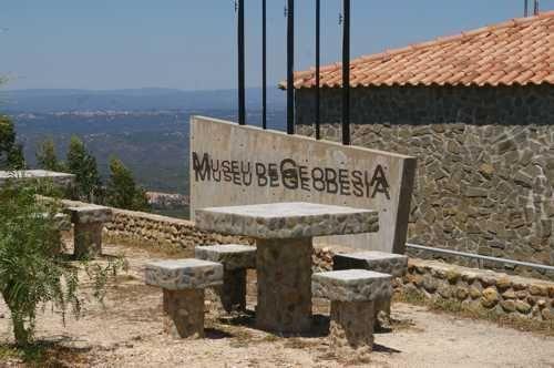 Centro Geodésico de Portugal - museu