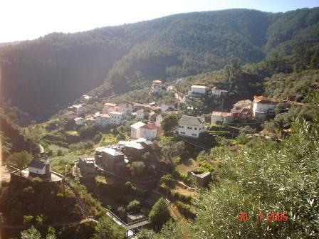 Vista geral de Porto Castanheiro
