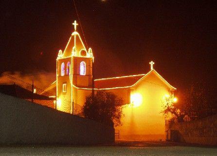 Igreja de S. Martinho à noite