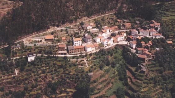 Vista geral de Vale do Torno