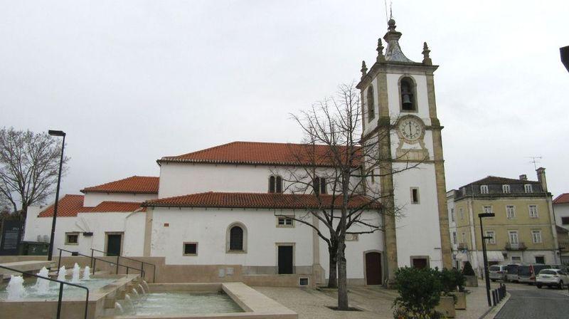 Igreja Matriz de Santa Cristina