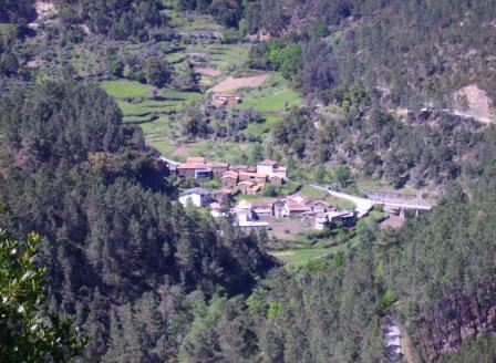 Vista de Candosa
