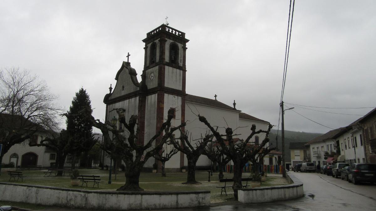 Igreja Matriz de Vila Nova do Ceira