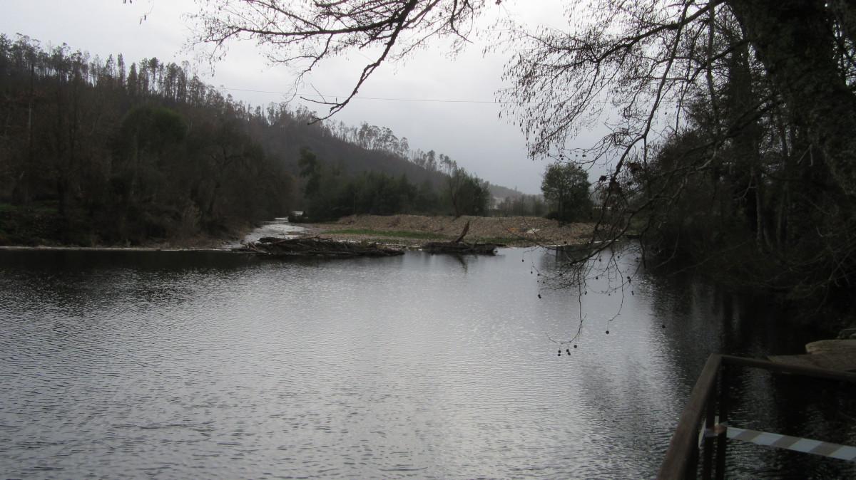 Praia Fluvial da Bogueira