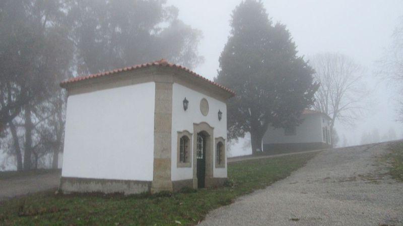 Santuário de Nossa Senhora das Preces - Capela da Via Sacra