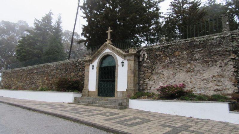 Santuário de Nossa Senhora das Preces - Capela do Presépio