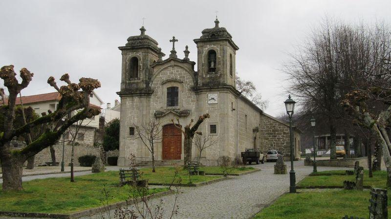 Igreja Matriz de Avô
