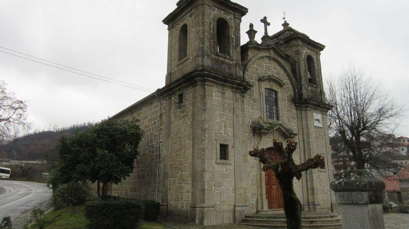 Igreja Matriz de Avô - Fonte