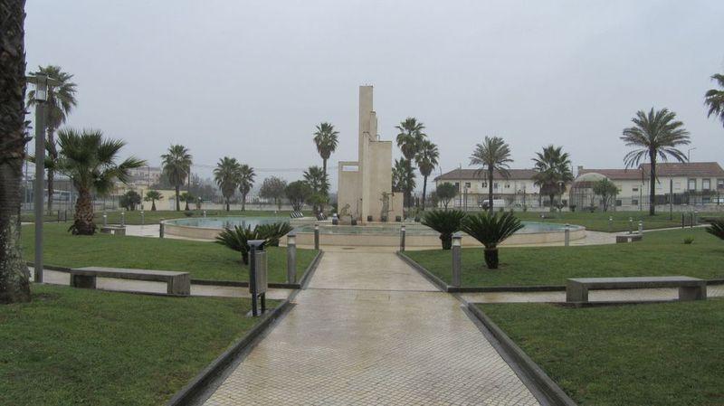 Jardim de Homenagem à Raça Poiarense