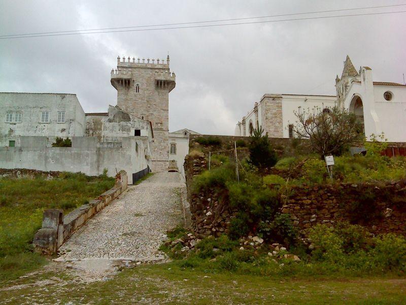 Castelo de Estremoz - Torre de Menagem