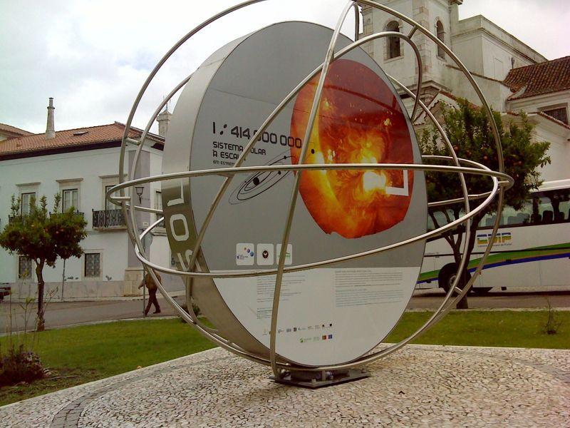 Centro de Ciência Viva - o Sol